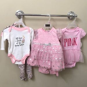 Bundle of Baby Girl Outfits